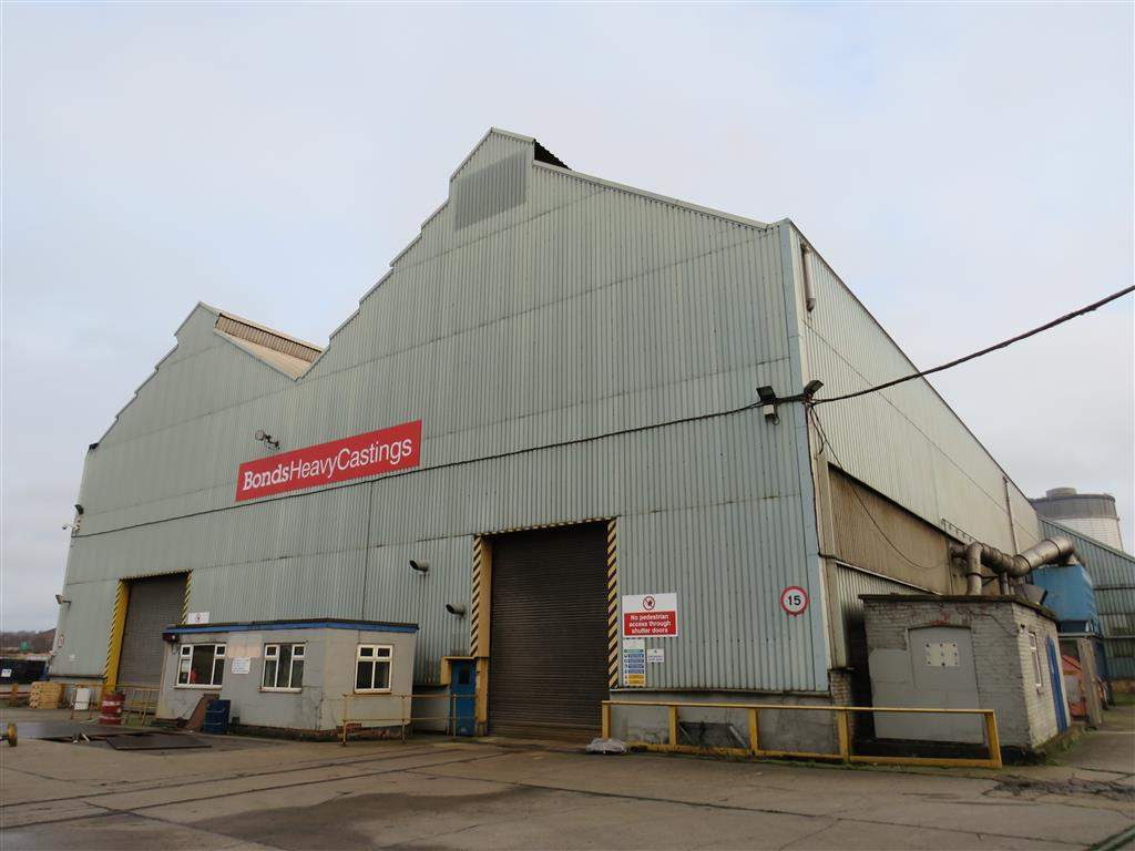 PPH Commercial & Avison Young complete sale of the Former Bonds Heavy Castings in Scunthorpe