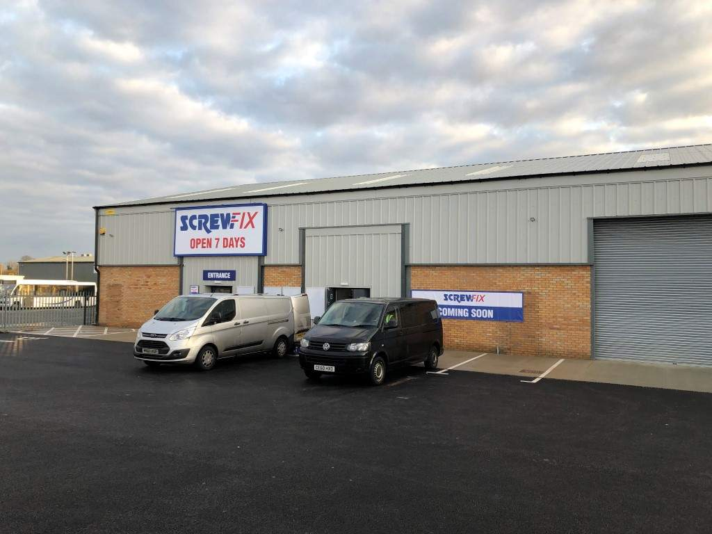 Screwfix arrives in Driffield to provide new jobs boost for the market town
