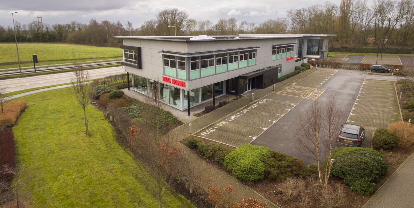 Major Office Headquarter Expansion For Beal Homes
