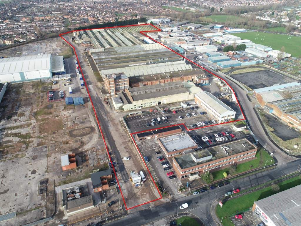Phase 1 Standard Business Park coming soon!